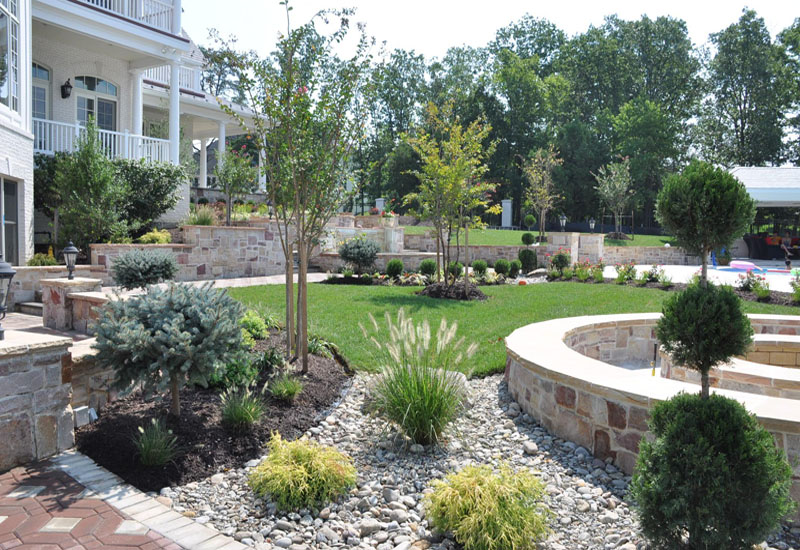 marshall s landscaping inc richmond ky 859 661 2464
